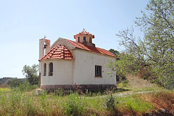 The church of the Holy Mother of God, of the Koumniou